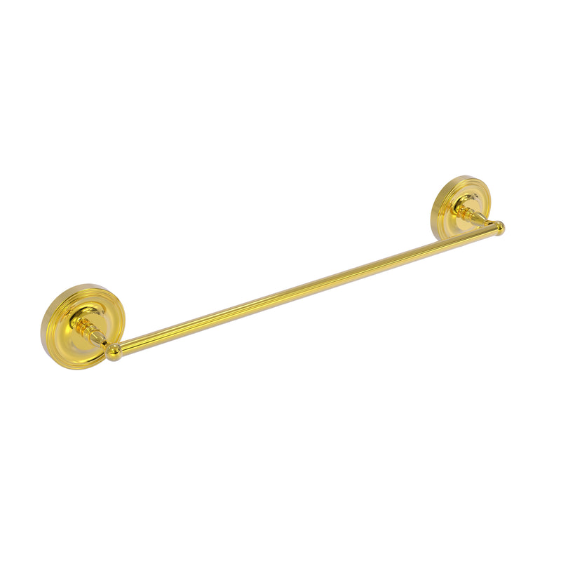 Allied Brass Regal Collection 24 Inch Towel Bar R-31-24-PB