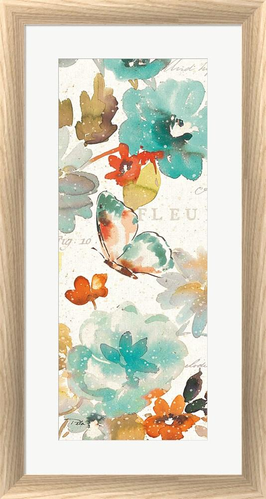 Pela Natures Palette Panel I White Washed Rounded Oatmeal Faux Wood R808706-AEAEAGJEMY