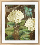 Color Bakery Alabaster Hydrangea White Washed Rounded Oatmeal Faux Wood R824540-AEAEAGJEMY