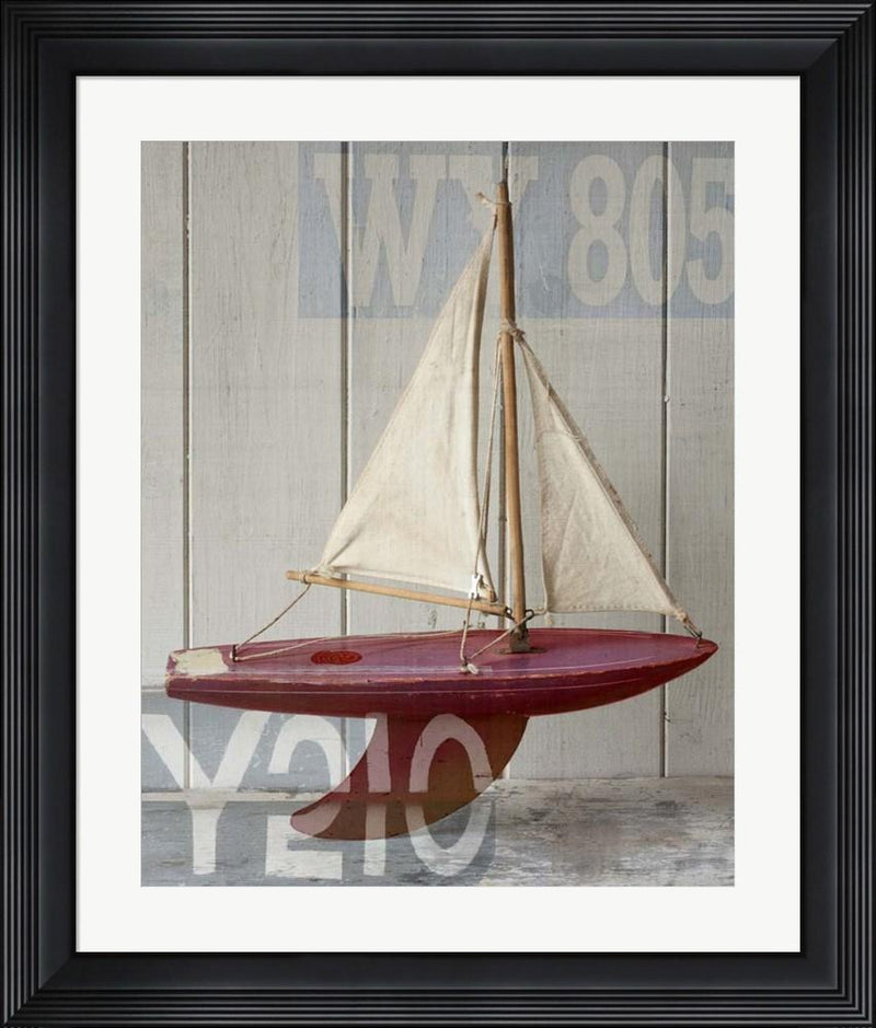 Symposium Design Sailboat II Contemporary Stepped Solid Black with Satin Finish R887639-AEAEAGME8E