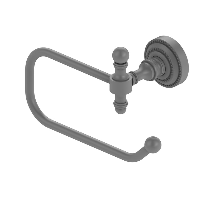 Allied Brass Retro Dot Collection European Style Toilet Tissue Holder RD-24E-GYM
