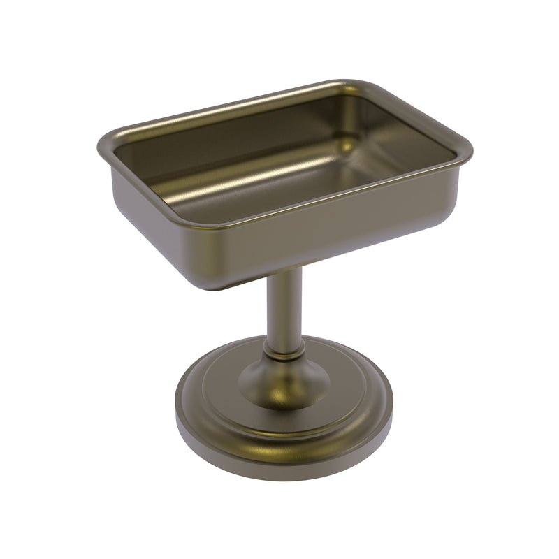 Allied Brass Vanity Top Soap Dish S-56-ABR