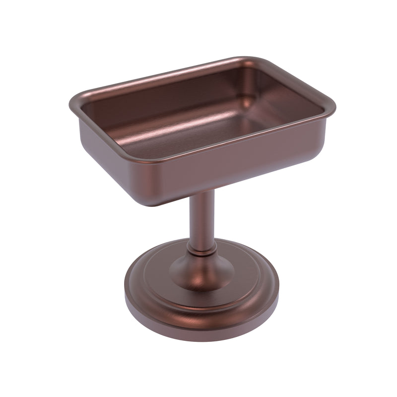 Allied Brass Vanity Top Soap Dish S-56-CA