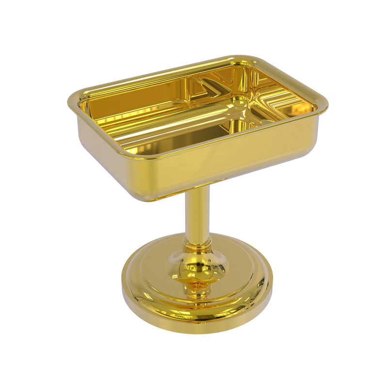 Allied Brass Vanity Top Soap Dish S-56-PB
