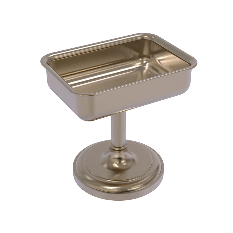 Allied Brass Vanity Top Soap Dish S-56-PEW