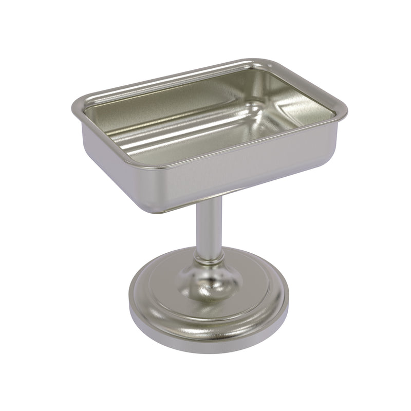 Allied Brass Vanity Top Soap Dish S-56-SN
