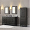 Avanity Thompson 60 inch Vanity Only THOMPSON-V60-CL
