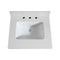 Avanity 25 inch White Quartz Top with Sink VUT25WQ-R