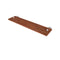 Allied Brass Waverly Place Collection 22 Inch Solid IPE Ironwood Shelf WP-1-22-IRW-WHM