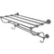Allied Brass Waverly Place Collection 24 Inch Train Rack Towel Shelf WP-HTL-24-5-GYM