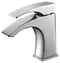 ALFI Brushed Nickel Single Lever Bathroom Faucet AB1586-BN