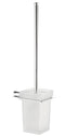 Anzzi Essence Series Toilet Brush Holder in Brushed Nickel