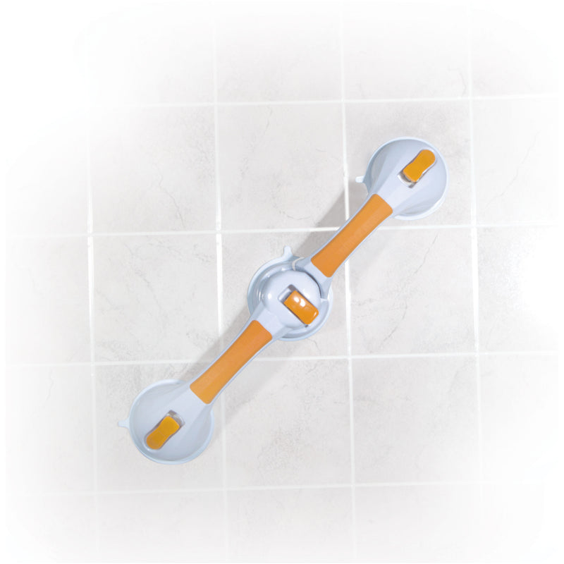 Drive Medical Adjustable Angle Rotating Suction Cup Grab Bar
