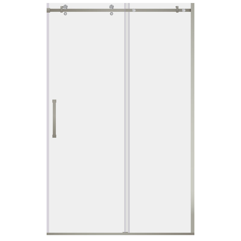 44-48 W x 76 H Sliding Shower Door ULTRA-B LBSDB4876-B
