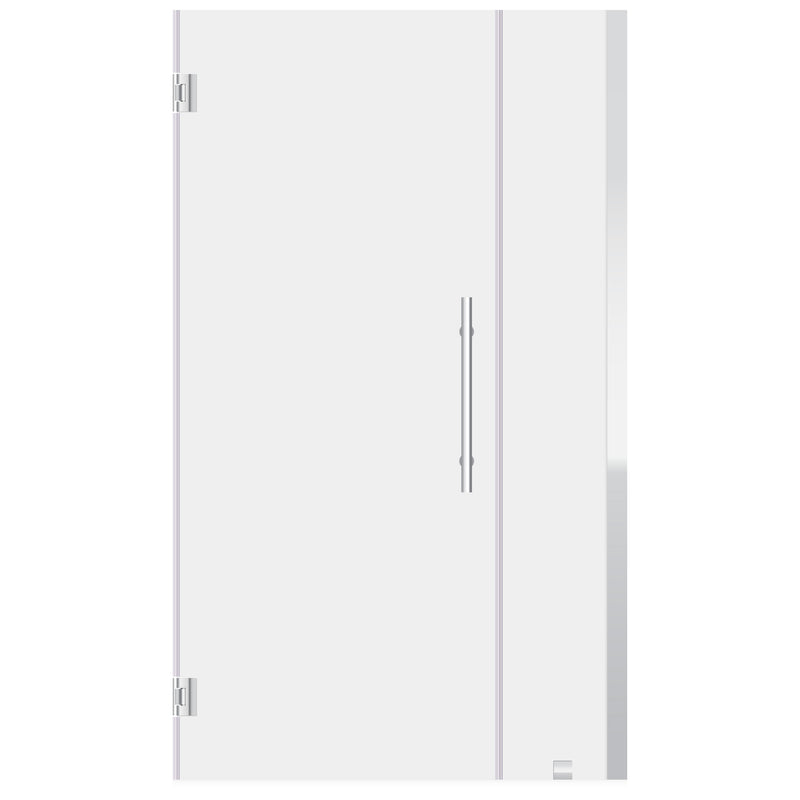 34-35 W x 72 H Swing-Out Shower Door ULTRA-E LBSDE3072-C+LBSDPE472-CB
