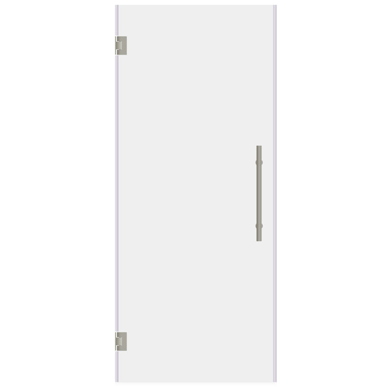 30 W x 72 H Swing-Out Shower Door ULTRA-E LBSDE3072-B