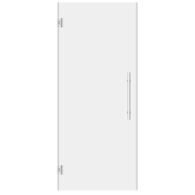 24 W x 72 H Swing-Out Shower Door ULTRA-E LBSDE2472-C