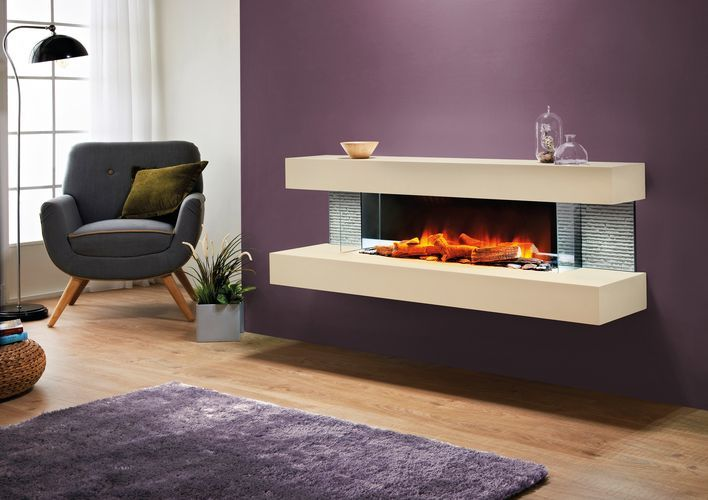 Evolution Fires World Vegas Fireplace 72""