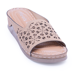 Pu Ladies Slipper 074074