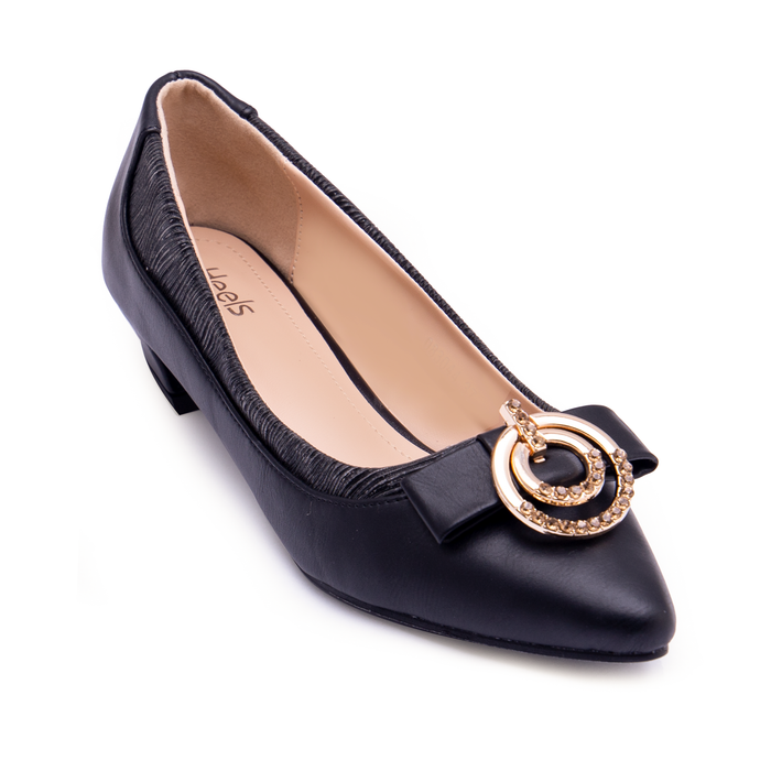 Formal Ladies Court Shoes 083044