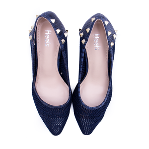 Formal Ladies Court Shoes 085348 - Heels Shoes