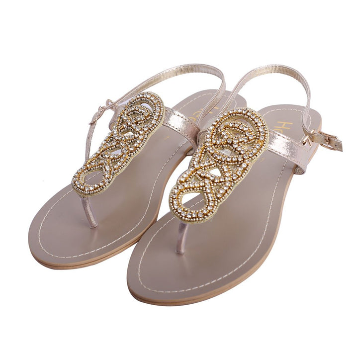 Ladies Sandal 027023