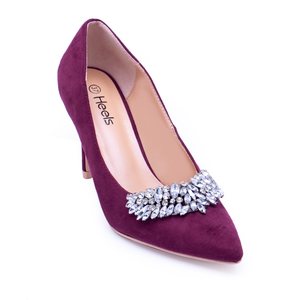 Formal Ladies Court Shoes 085365 - Heels Shoes