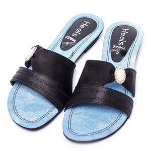 Casual ladies slipper 035054