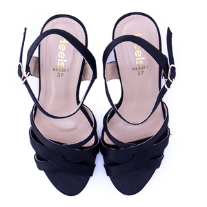 FORMAL Ladies SANDAL 055281 - Heels Shoes