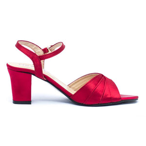 Formal Ladies Sandal 055246 - Heels Shoes