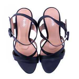 Formal Ladies Sandal 055304 - Heels Shoes
