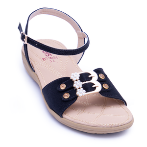 Pu Ladies Sandal 079051