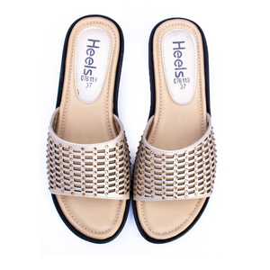 Casual Ladies Slipper 076119 - Heels Shoes