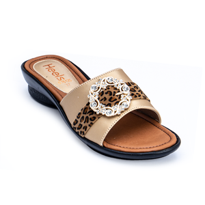 PU Ladies Slipper 076120