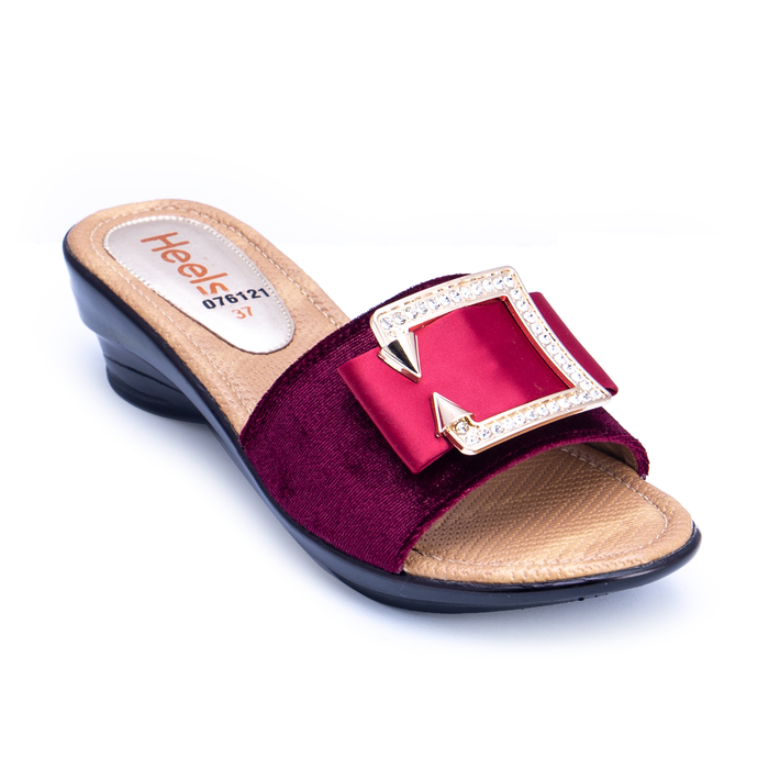 Casual Ladies Softy Slipper 076121