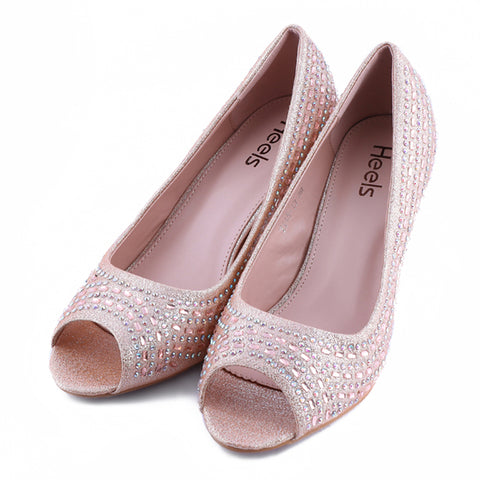 Women Peep Toe Formal