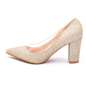 Fancy Ladies Court Shoes 085316