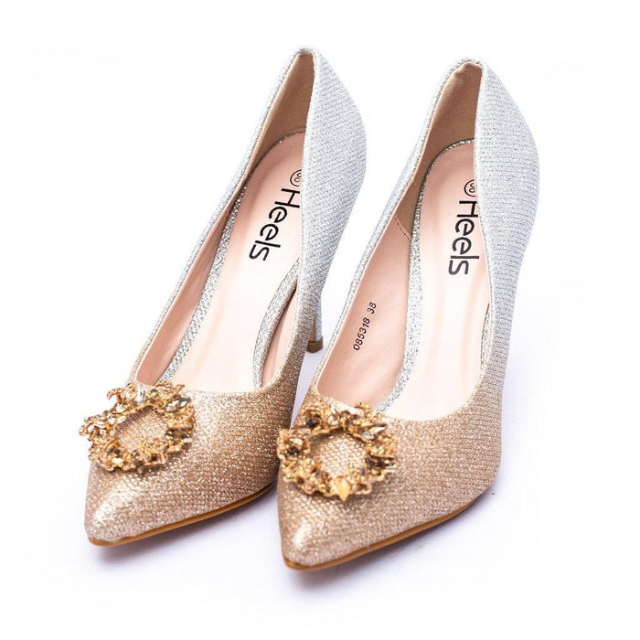Fancy Lades Court Shoes 085318