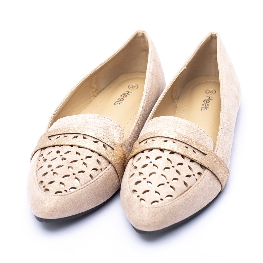 casual ladies Pumps 090508