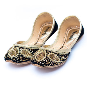 Sku: 094054 -BLACK/GOLDEN