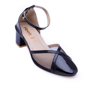 Casual Ladies Court Shoes 080063 - Heels Shoes