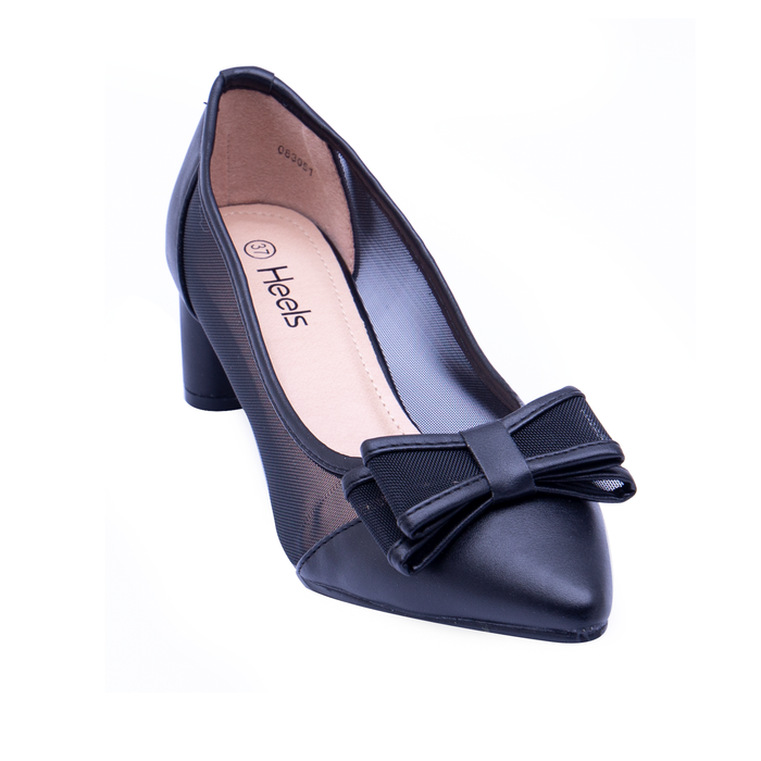 Formal Ladies Court Shoes 083051