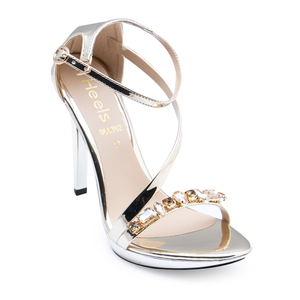 Bridal Ladies Sandal 066392 - Heels Shoes