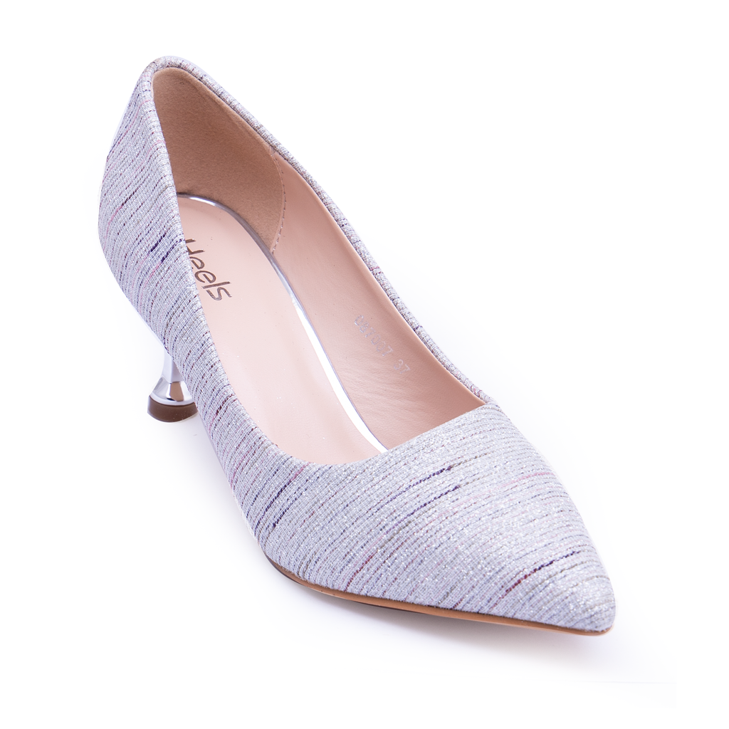 Fancy Ladies Court Shoes 087007