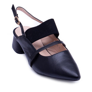 Casual Ladies Court Shoes 080062