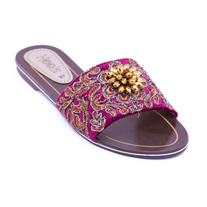 Formal Ladies Slipper 035180