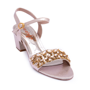 Bridal Ladies Sandal 066417 - Heels Shoes