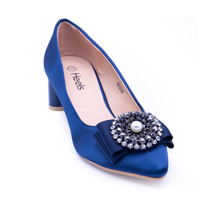 Formal Ladies Court Shoes 083049