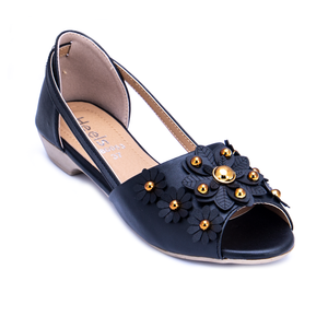Casual Ladies Peep Toe 080053