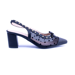 Formal Ladies Court Shoes 085338